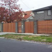 Merbau Timber Fence