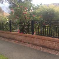 Tubular Steel Fence